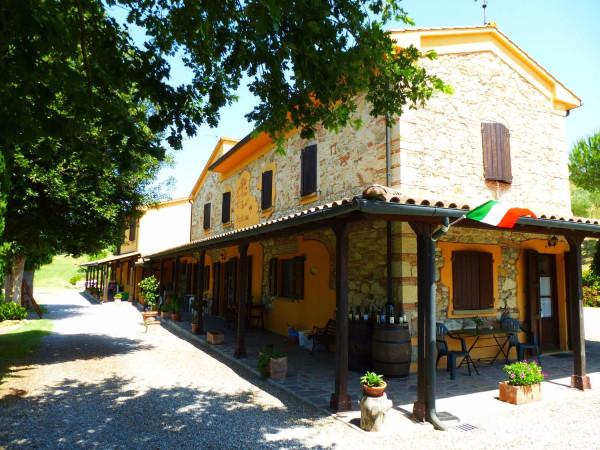 Albergo in vendita a Riparbella, 6 locali, prezzo € 950.000 | Cambio Casa.it