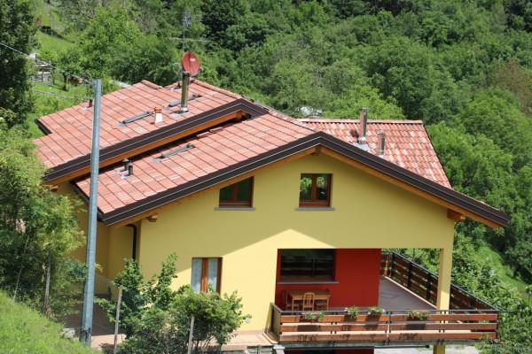Villa in vendita a Rota d'Imagna, 6 locali, prezzo € 228.000 | Cambio Casa.it