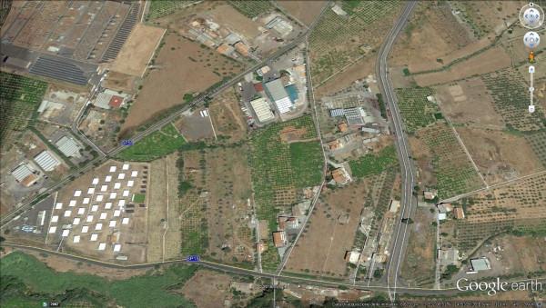Terreno Edificabile Artigianale in Vendita a Paternò
