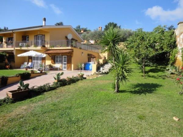 Villa in vendita a Sacrofano, 4 locali, prezzo € 329.000 | Cambio Casa.it