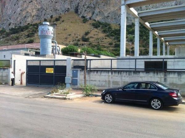 Capannone in affitto a Carini, 9999 locali, Trattative riservate | Cambio Casa.it