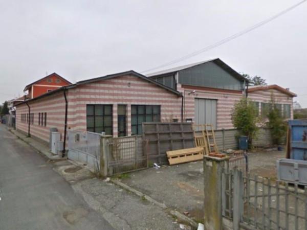 Capannone in vendita a Leini, 1 locali, prezzo € 158.000 | Cambio Casa.it