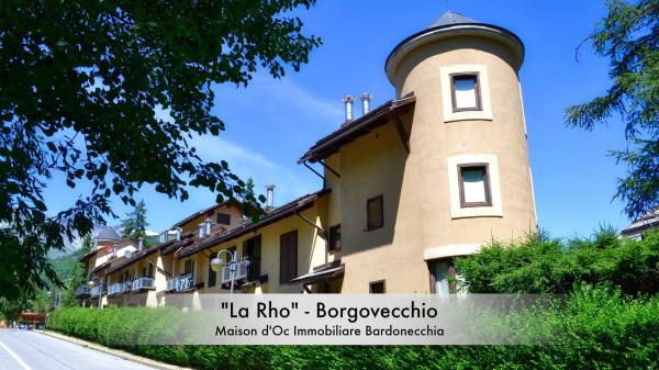 Bilocale Bardonecchia Via Amprimo 10