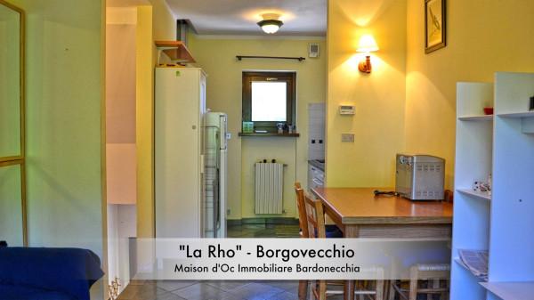 Bilocale Bardonecchia Via Amprimo 7