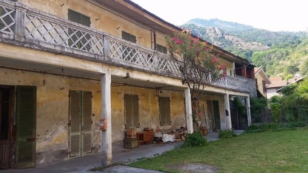 Palazzo-stabile Vendita Condove