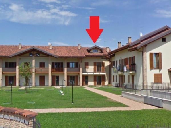 Villa a Schiera in vendita a San Francesco al Campo, 4 locali, prezzo € 148.000 | Cambio Casa.it