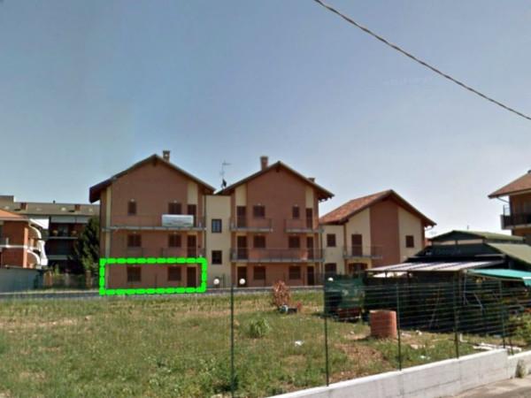 Appartamento in vendita a Chivasso, 3 locali, prezzo € 100.000 | Cambio Casa.it