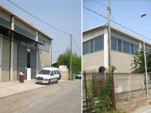 Capannone in vendita a Airasca, 6 locali, prezzo € 250.000 | Cambio Casa.it