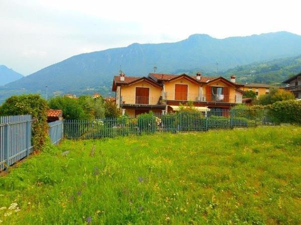 Villa a Schiera in vendita a Sale Marasino, 4 locali, prezzo € 360.000   Cambio Casa.it