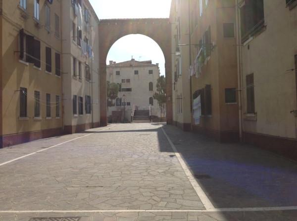 Bilocale Venezia Calle Luzzati 1