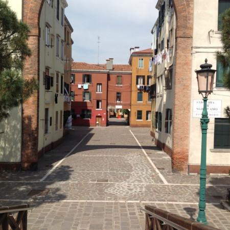 Bilocale Venezia Calle Luzzati 2