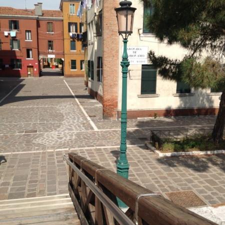 Bilocale Venezia Calle Luzzati 4