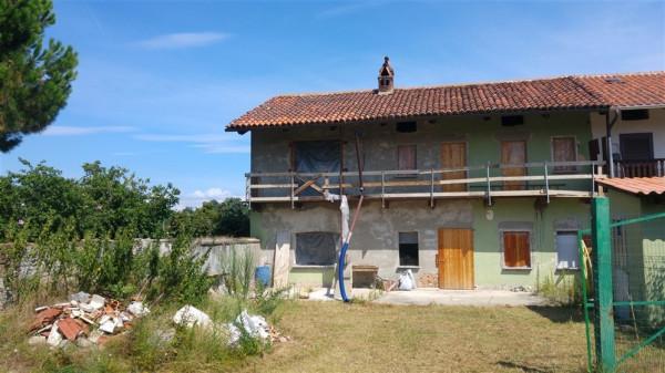 Soluzione Indipendente in vendita a Villareggia, 6 locali, prezzo € 129.000 | Cambio Casa.it