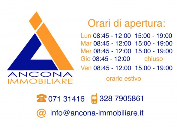 Bilocale Ancona Via Alessandro Maggini 7