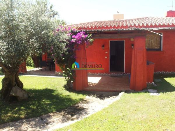 Villa in Vendita a Stintino Periferia: 5 locali, 140 mq
