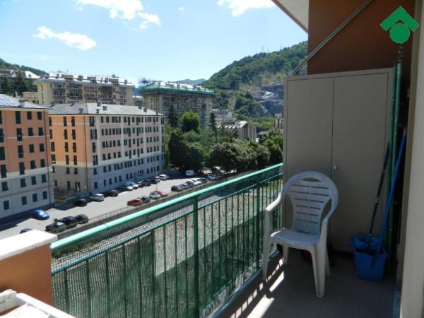 Bilocale Genova Via Geirato, 12 7