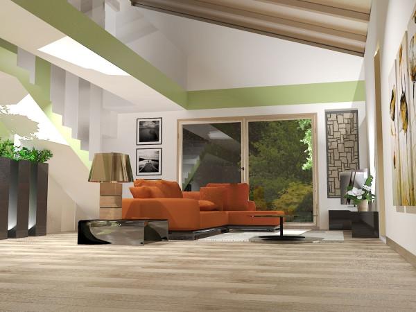 Villa in vendita a Gallarate, 4 locali, prezzo € 460.000 | Cambio Casa.it