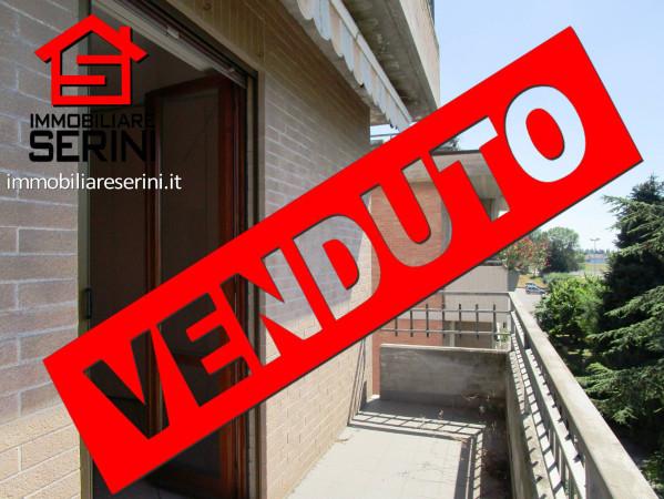 Appartamento in vendita a Corridonia, 4 locali, prezzo € 125.000 | Cambio Casa.it
