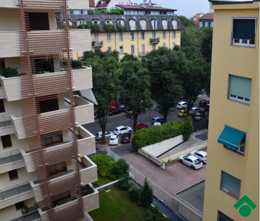 Bilocale Milano Via Mac Mahon, 9 1