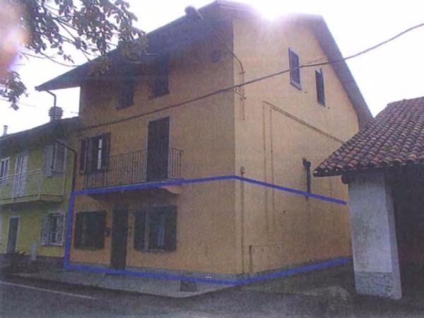 Appartamento in vendita a San Francesco al Campo, 3 locali, prezzo € 45.000 | Cambio Casa.it