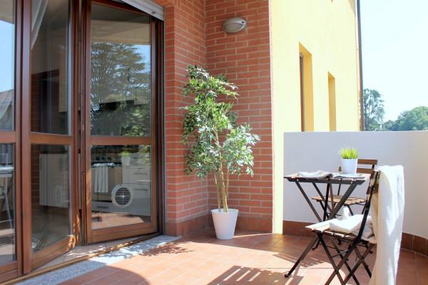 Bilocale Lentate sul Seveso Via Giuseppe Giuliani 13