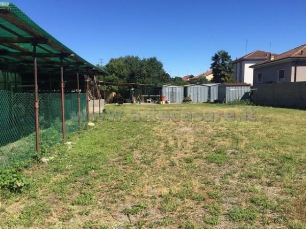 Terreno Edificabile Residenziale in vendita a Legnano, 9999 locali, prezzo € 135.000   Cambio Casa.it