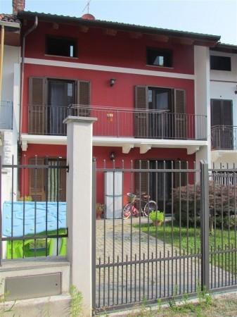 Soluzione Indipendente in vendita a Vische, 4 locali, prezzo € 119.000 | Cambio Casa.it