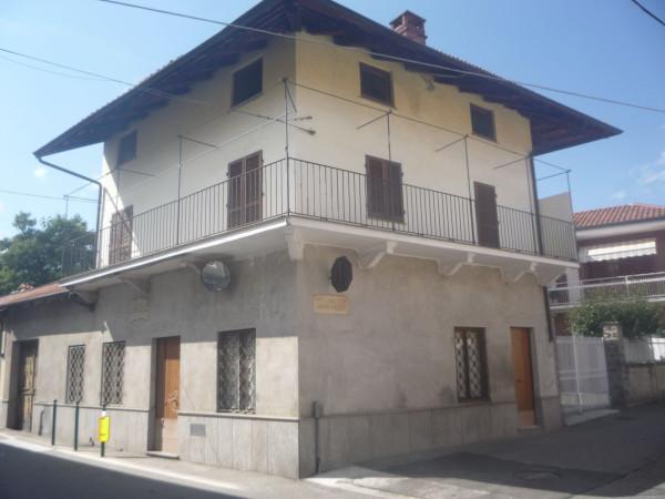 Soluzione Indipendente in vendita a Caluso, 4 locali, prezzo € 85.000   Cambio Casa.it