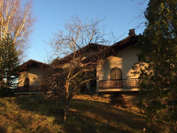 Villa in vendita a Sordevolo, 6 locali, prezzo € 420.000 | Cambio Casa.it