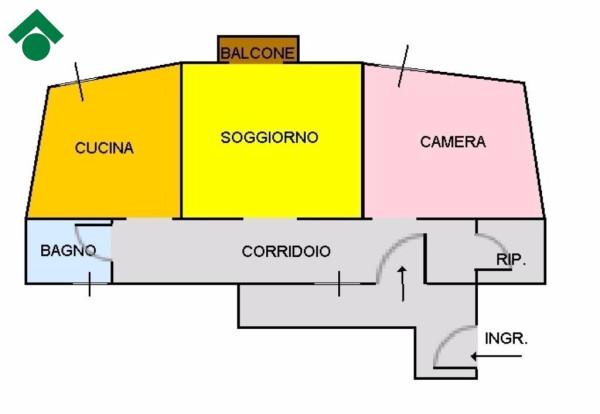 Bilocale Napoli  13