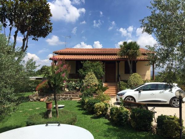 Villa in vendita a San Cesareo, 4 locali, prezzo € 289.000 | Cambio Casa.it