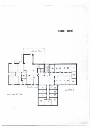 Attico / Mansarda in affitto a Carpi, 6 locali, prezzo € 1.000 | Cambio Casa.it