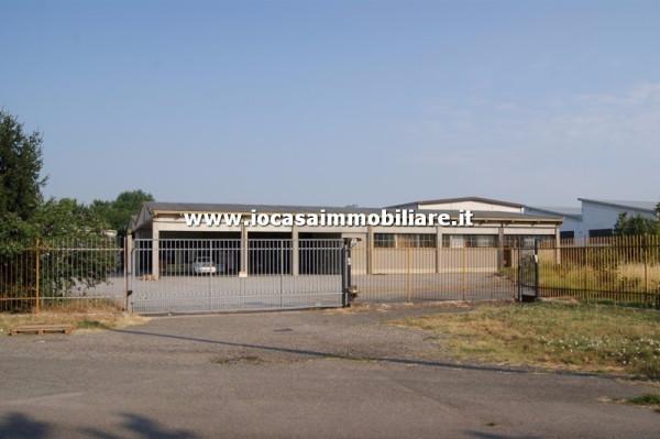 Capannone in vendita a Gropello Cairoli, 5 locali, prezzo € 495.000 | Cambio Casa.it