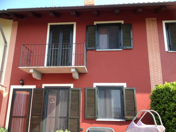 Villa a Schiera in vendita a Moriondo Torinese, 3 locali, prezzo € 168.000 | Cambio Casa.it