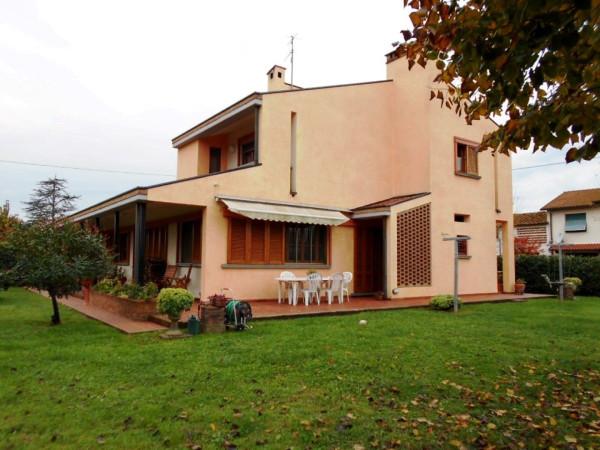 Villa in vendita a Altopascio, 4 locali, prezzo € 550.000   Cambio Casa.it