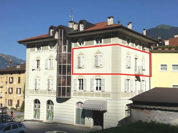 Appartamento in Vendita a Tione Di Trento Centro: 4 locali, 86 mq