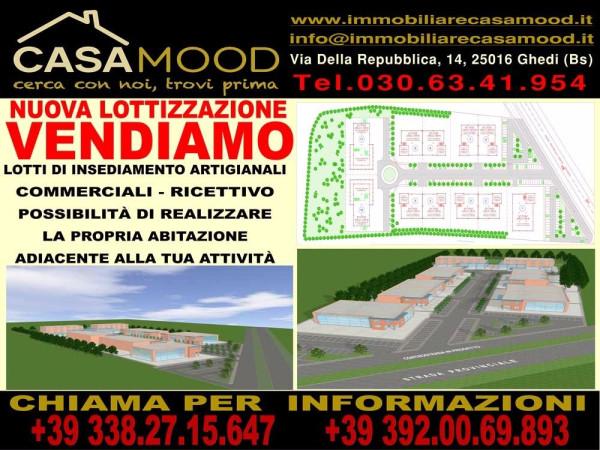 Terreno Edificabile Artigianale in vendita a Ghedi, 9999 locali, prezzo € 200.000 | Cambio Casa.it