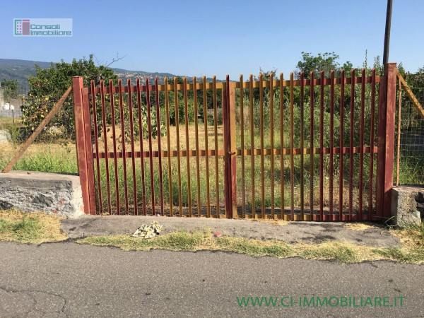 Terreno Edificabile Residenziale in vendita a Giarre, 9999 locali, prezzo € 40.000   Cambio Casa.it