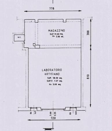 Laboratorio in affitto a Trento, 2 locali, prezzo € 1.000 | Cambio Casa.it