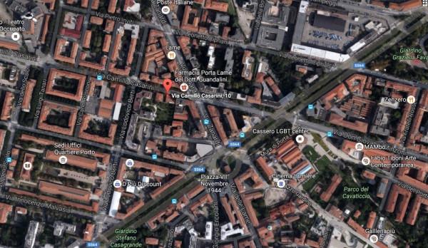 Bilocale Bologna Via Camillo Casarini 13