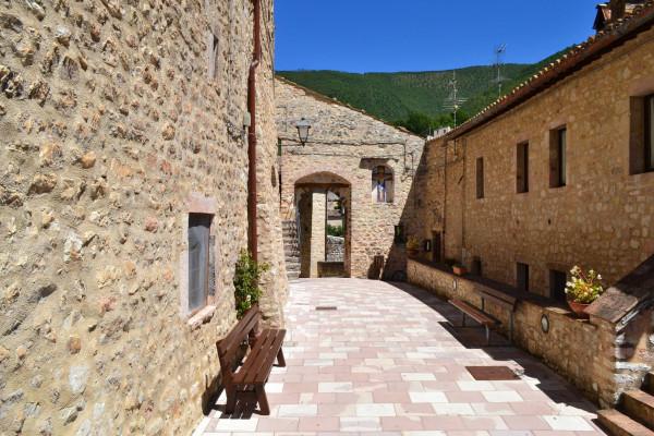 Bilocale Vallo di Nera Via San Rocco 13