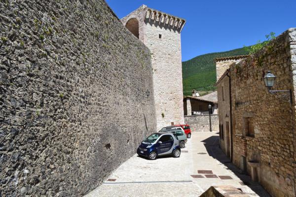 Bilocale Vallo di Nera Via San Rocco 2