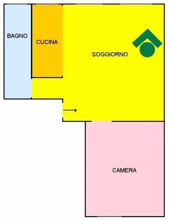 Bilocale Milano Via Mac Mahon, 24 12