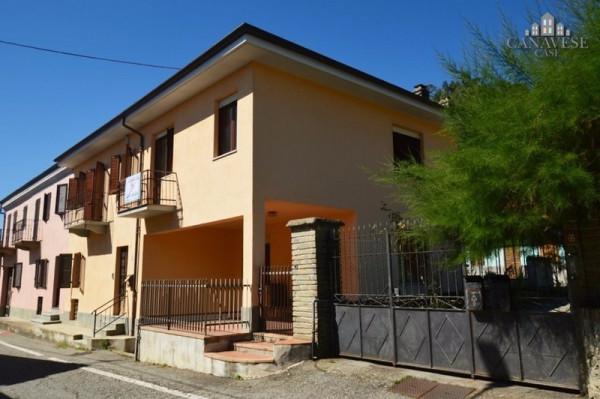 Casa indipendente in Vendita a Valperga Centro: 5 locali, 130 mq