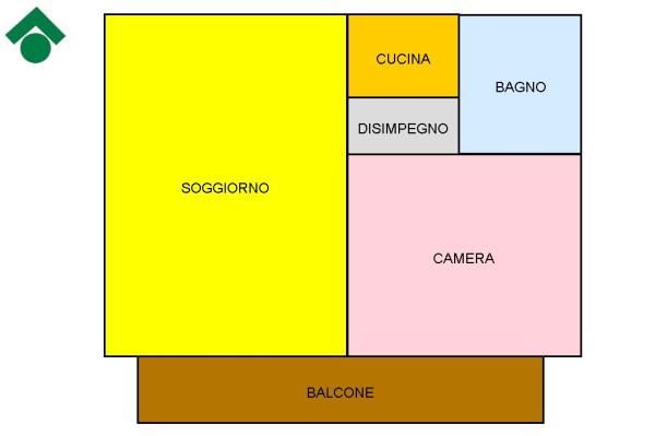 Bilocale Porto Mantovano  11