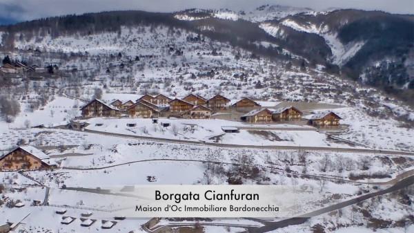 Bilocale Bardonecchia Borgata Gleise 10