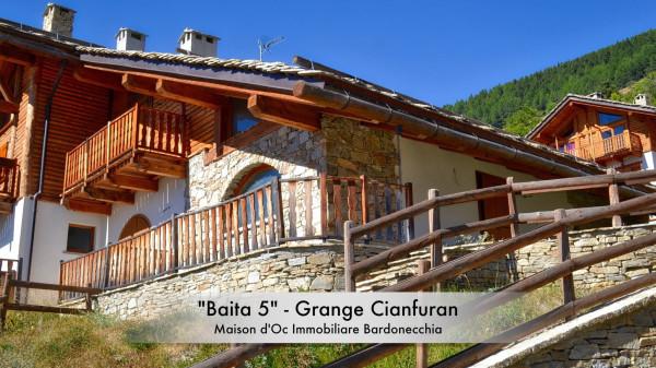Bilocale Bardonecchia Borgata Gleise 8