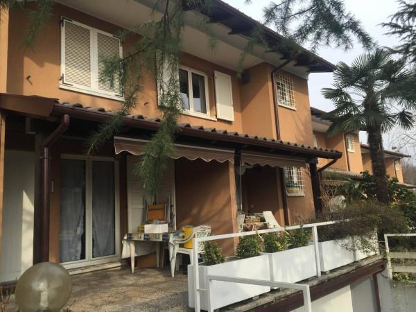 Soluzione Indipendente in vendita a Barzago, 4 locali, prezzo € 215.000 | Cambio Casa.it