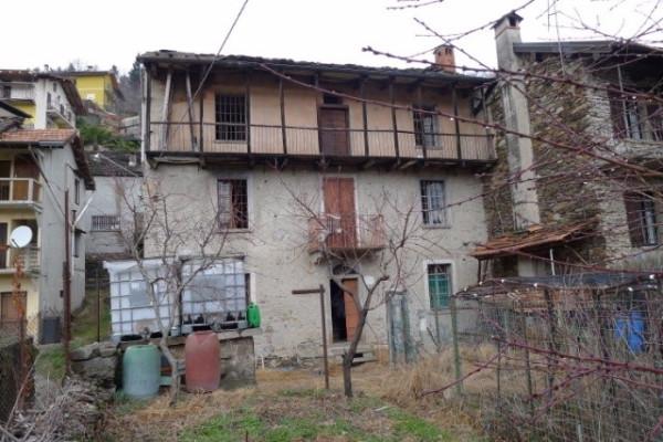 Rustico in Vendita a Cossogno Periferia: 4 locali, 150 mq