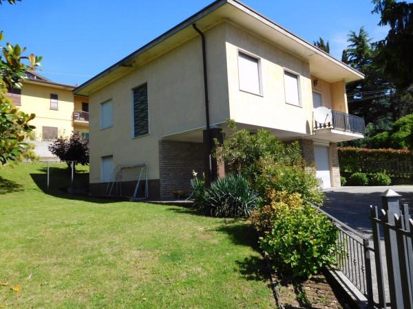 Villa in vendita a Cenate Sopra, 6 locali, prezzo € 280.000 | Cambio Casa.it